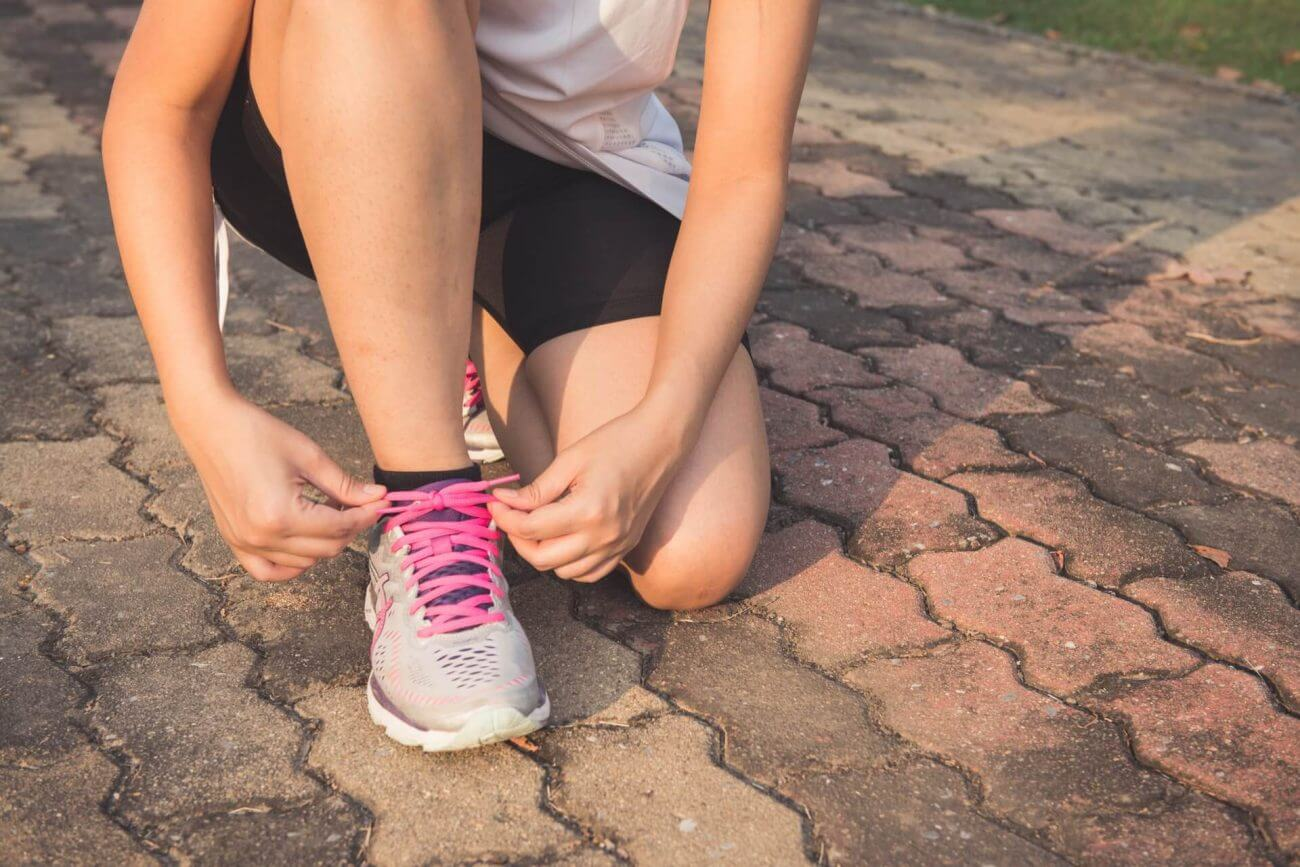Bewegung, Sport, Sportschuhe, Aktiv im Alter