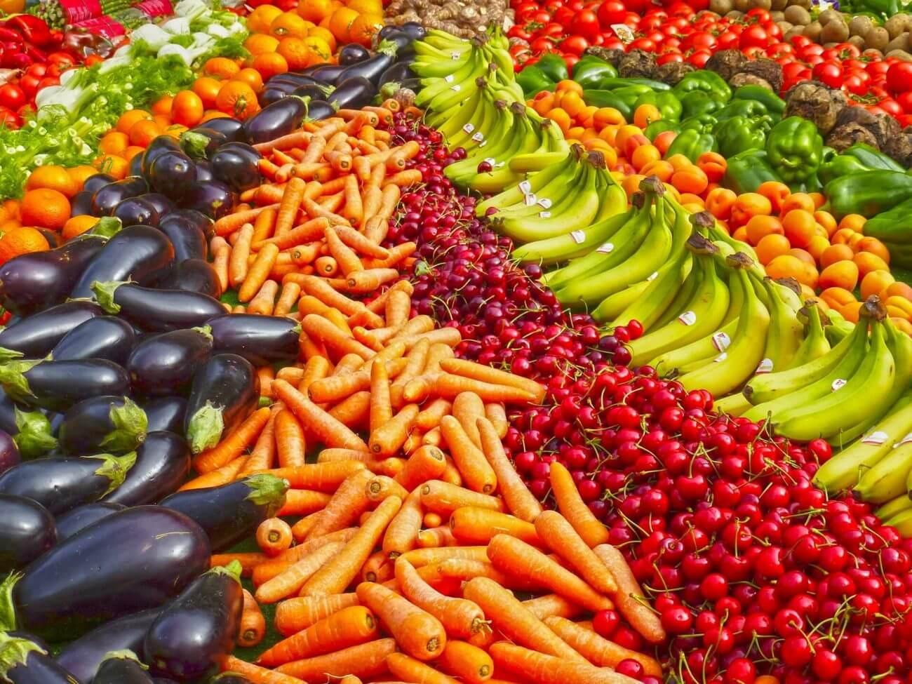 Superfoods, Obst, Früchte ,Vegan, Vegetarier, Essen, Ernährung, Gesund
