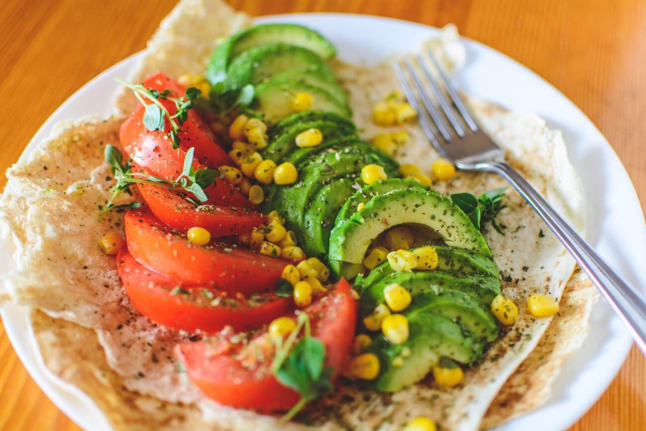 Vegan, Vegetarisch, Essen, Ernährung, Gesundheit